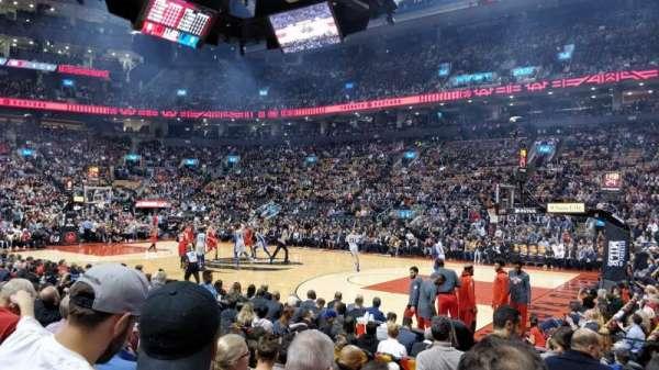 Scotiabank Arena, Abschnitt: 118, Reihe: 8, Platz: 1