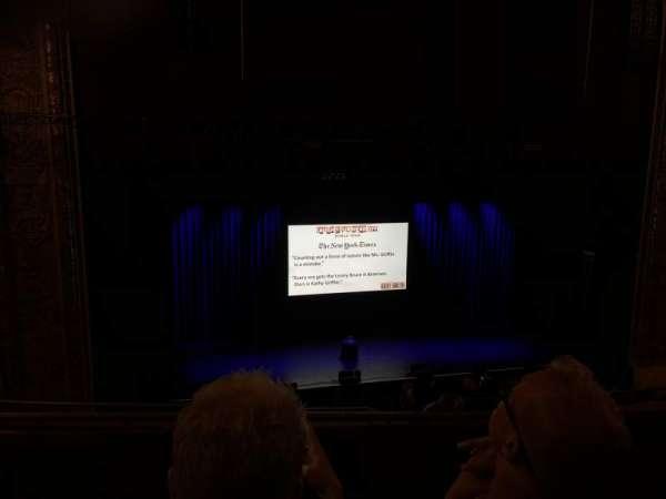 Chicago Theatre, Abschnitt: Balcony3L, Reihe: B, Platz: 315