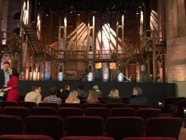 CIBC Theatre, Abschnitt: Orchestra C Aisle 2, Reihe: J, Platz: 109, 110