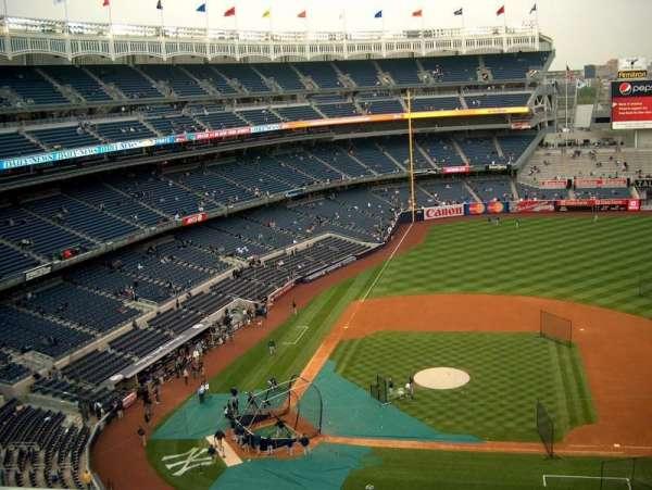 Yankee Stadium, Abschnitt: 317, Reihe: 1