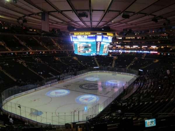 Madison Square Garden, Abschnitt: 219, Reihe: 5