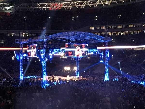 Wembley Stadium, Abschnitt: L115, Reihe: 24, Platz: 93