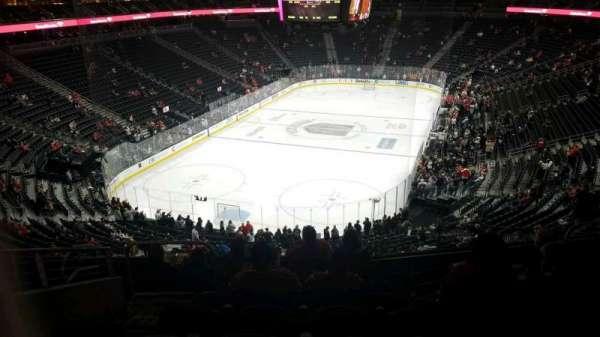 T-Mobile Arena, Abschnitt: 103, Reihe: H, Platz: 5