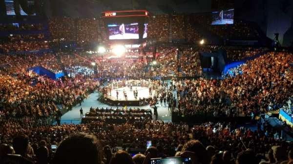RAC Arena, Abschnitt: 304-1, Reihe: M, Platz: 10