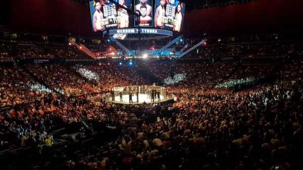 Qudos Bank Arena, Abschnitt: 18-1, Reihe: KK, Platz: 384
