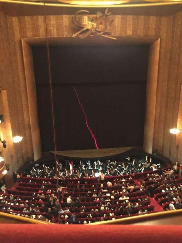Metropolitan Opera House - Lincoln Center, Abschnitt: Balcony, Reihe: A, Platz: 111
