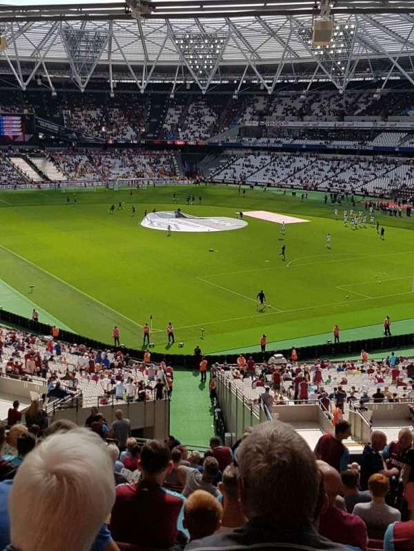 London Stadium, Abschnitt: 245, Reihe: 52, Platz: 159