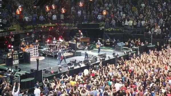 Madison Square Garden, Abschnitt: 225, Reihe: 1, Platz: 12