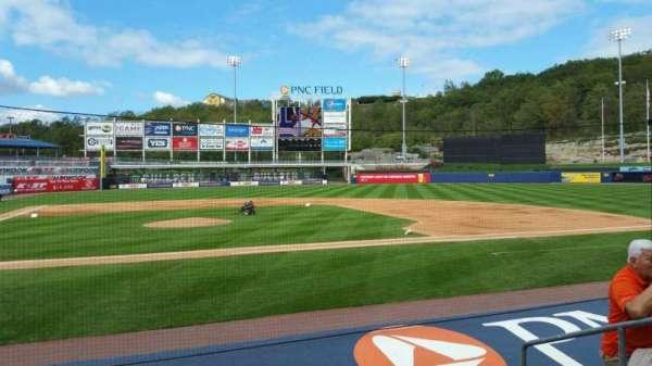 PNC Field, Abschnitt: 18, Reihe: 7, Platz: 5