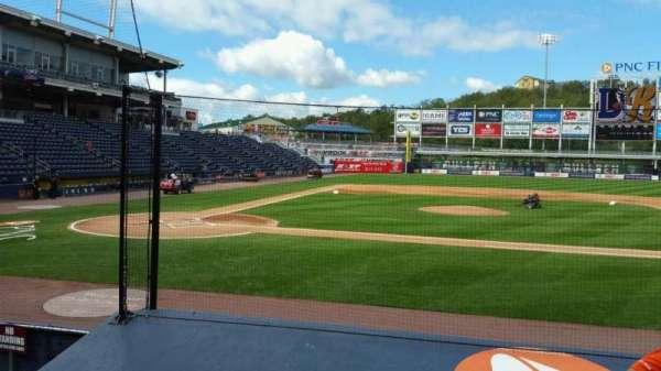 PNC Field, Abschnitt: 18, Reihe: 7, Platz: 1