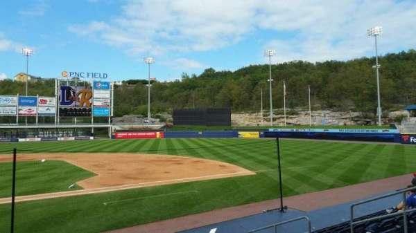 PNC Field, Abschnitt: 17, Reihe: 10, Platz: 10