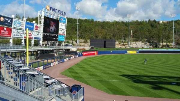 PNC Field, Abschnitt: 32, Reihe: 14, Platz: 7