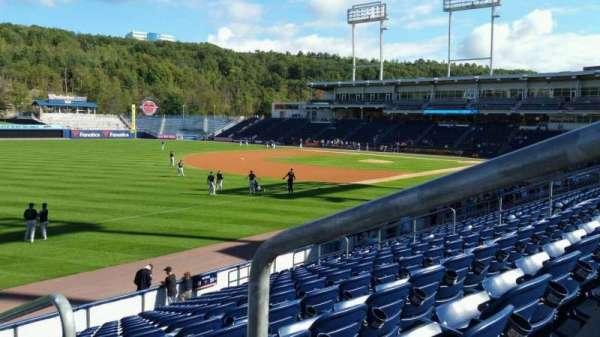 PNC Field, Abschnitt: 32, Reihe: 14, Platz: 1
