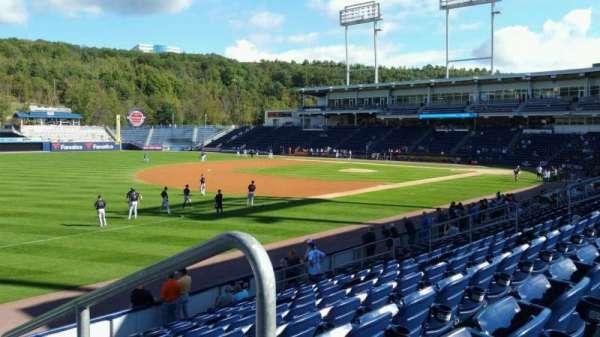 PNC Field, Abschnitt: 31, Reihe: 13, Platz: 1