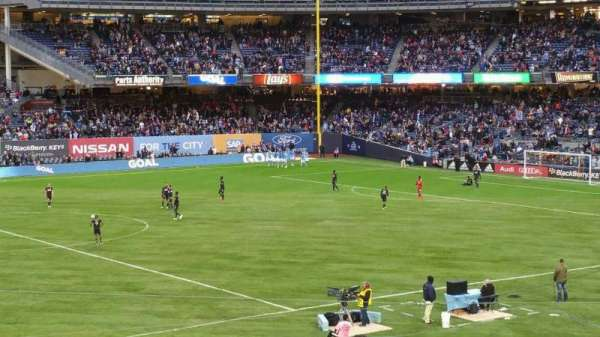 Yankee Stadium, Abschnitt: 227B, Reihe: 1, Platz: 9