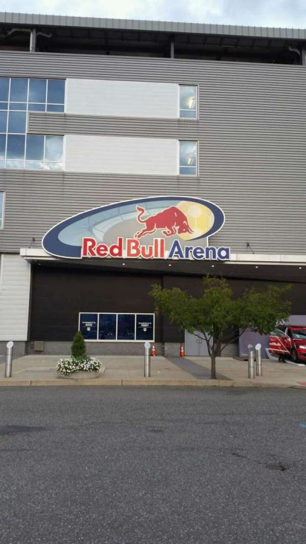 Red Bull Arena, Abschnitt: EXTERIOR