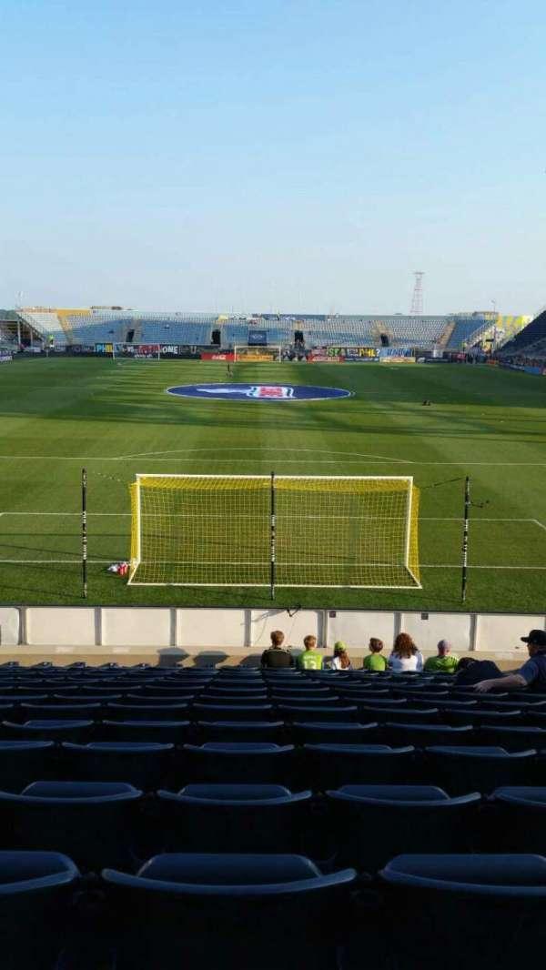 Talen Energy Stadium, Abschnitt: 117, Reihe: Q, Platz: 14