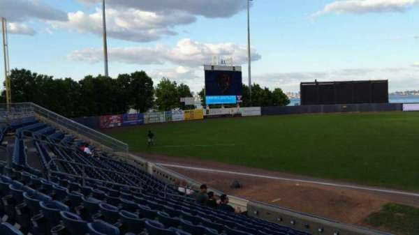 Richmond County Bank Ballpark, Bereich: 3, Reihe: M, Platz: 6