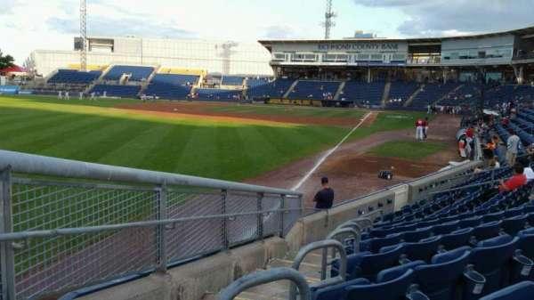 Richmond County Bank Ballpark, Abschnitt: 1, Reihe: J, Platz: 24