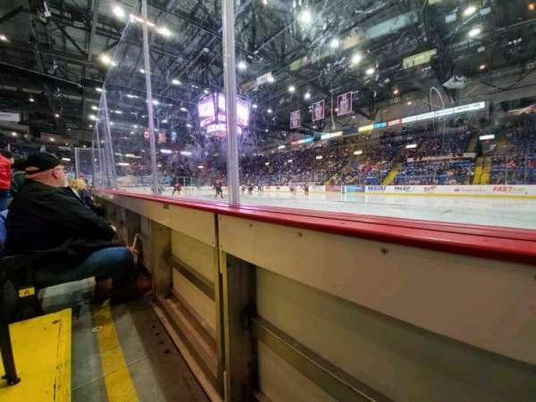 Santander Arena, Abschnitt: 114, Reihe: A, Platz: 6