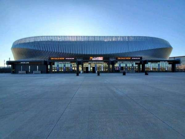 Nassau Veterans Memorial Coliseum, Bereich: Main Entrance