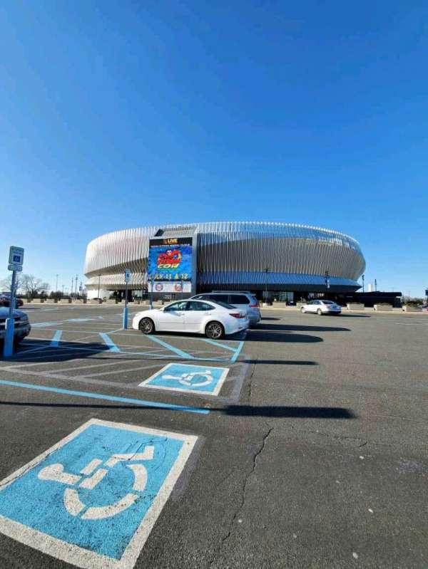 Nassau Veterans Memorial Coliseum, Bereich: Gates 13&14