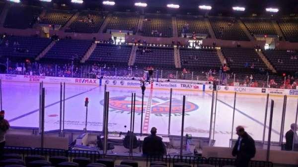 Nassau Veterans Memorial Coliseum, Abschnitt: 3, Reihe: 9, Platz: 7