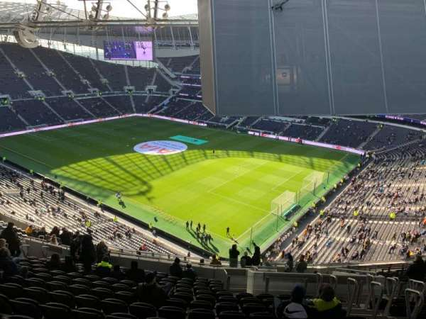 Tottenham Hotspur Stadium, Abschnitt: 520, Reihe: 20, Platz: 669