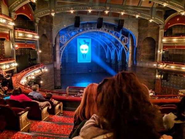 Lyric Theatre, Abschnitt: Dress circle, Reihe: F, Platz: 101