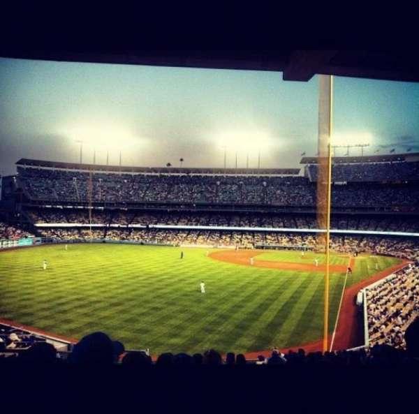 Dodger Stadium, Abschnitt: 167LG, Reihe: J, Platz: 5