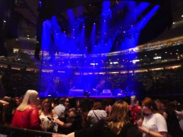 Madison Square Garden, Abschnitt: Floor C, Reihe: 2, Platz: 3