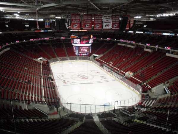 PNC Arena, Abschnitt: 316, Reihe: E, Platz: 5