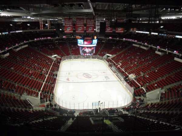 PNC Arena, Abschnitt: 316, Reihe: J, Platz: 1