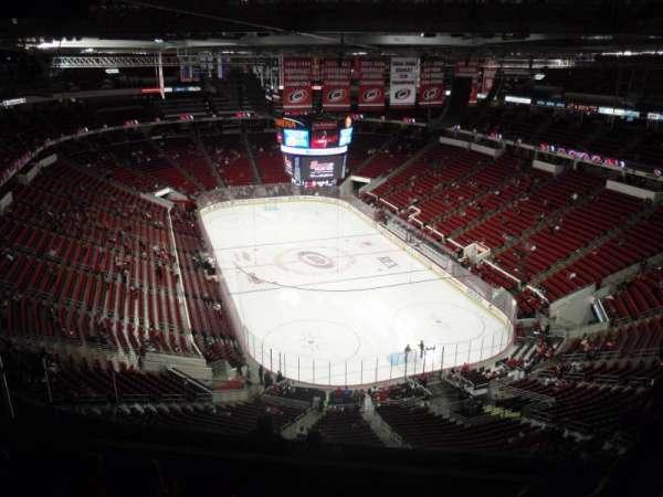 PNC Arena, Abschnitt: 316, Reihe: J, Platz: 6