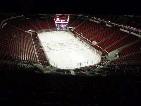 PNC Arena, Abschnitt: 316, Reihe: N, Platz: 7