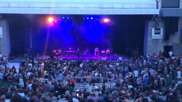 Chastain Park Amphitheater, Abschnitt: Center, Reihe: T, Platz: 44