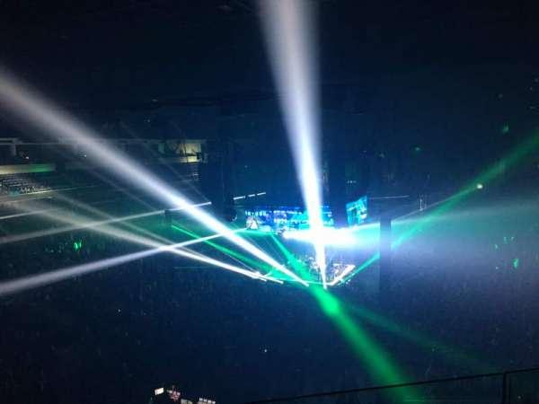 Infinite Energy Arena, Abschnitt: 201, Reihe: C, Platz: 18