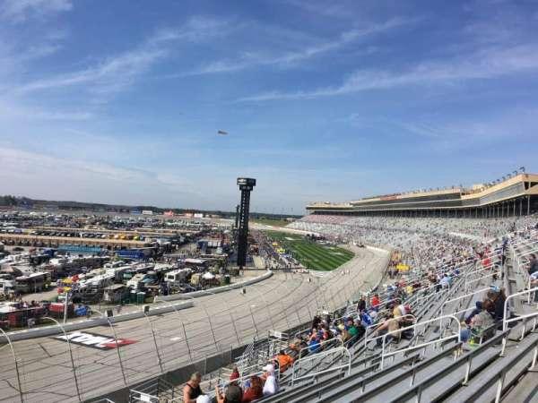 Atlanta Motor Speedway, Abschnitt: 106, Reihe: 14, Platz: 1