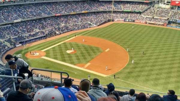 Yankee Stadium, Abschnitt: 413, Reihe: 7, Platz: 20