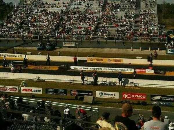 Gainesville Raceway, Abschnitt: A, Reihe: 29, Platz: 12