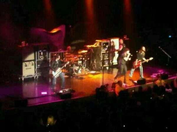 Hard Rock Live Orlando, Abschnitt: Balcony Table L C