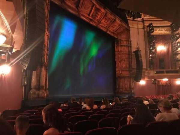 St. James Theatre, Abschnitt: Orchestra L, Reihe: L, Platz: 29