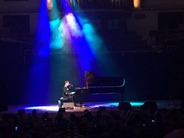 National Concert Hall, Abschnitt: Stalls, Reihe: V, Platz: 21