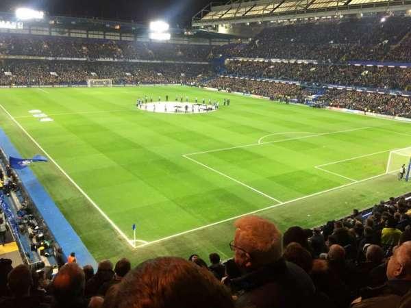Stamford Bridge, Abschnitt: Shed End Upper 7, Reihe: 12, Platz: 232