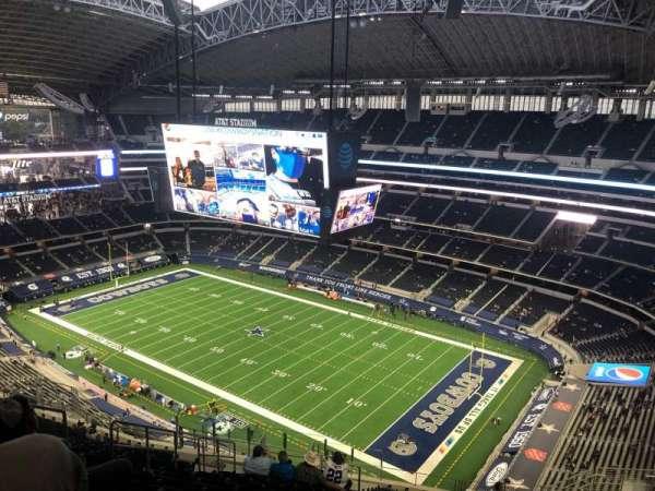 AT&T Stadium, Bereich: 406, Reihe: 25, Platz: 17