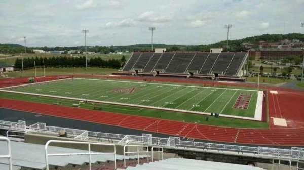 Louis Crews Stadium, Abschnitt: 3, Reihe: 20, Platz: 7