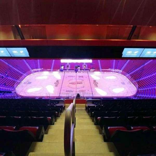 Little Caesars Arena, Abschnitt: 211, Reihe: 12, Platz: 21