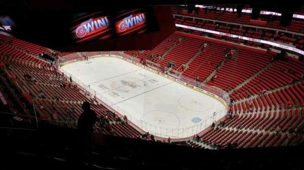 Little Caesars Arena, Abschnitt: 207, Reihe: 11