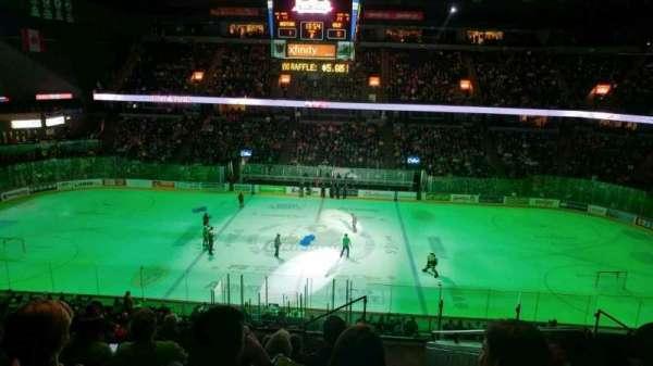 Van Andel Arena, Abschnitt: 208, Reihe: J, Platz: 6