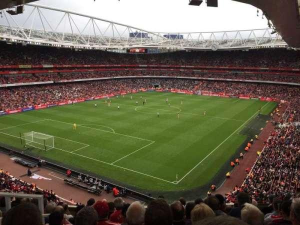 Emirates Stadium, Abschnitt: 97, Reihe: 9, Platz: 193